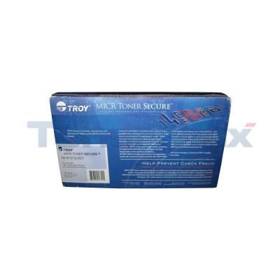 TROY HP LJ P2015 MICR TONER SECURE CART BLACK 2.8K